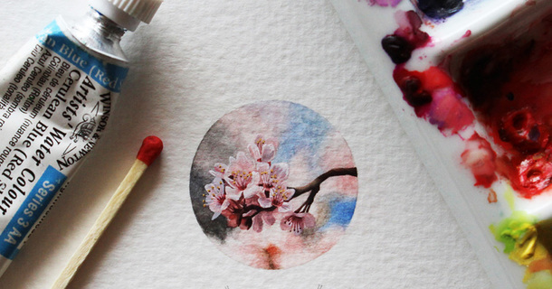Astonishing Miniature Paintings Depict Even The Minuscule Details Of Our Everyday Things